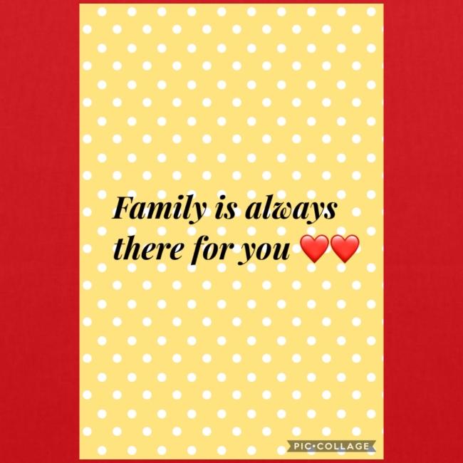 Family is amazing