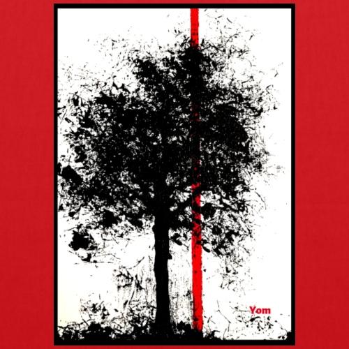 Tote tree 05 - Sac en tissu