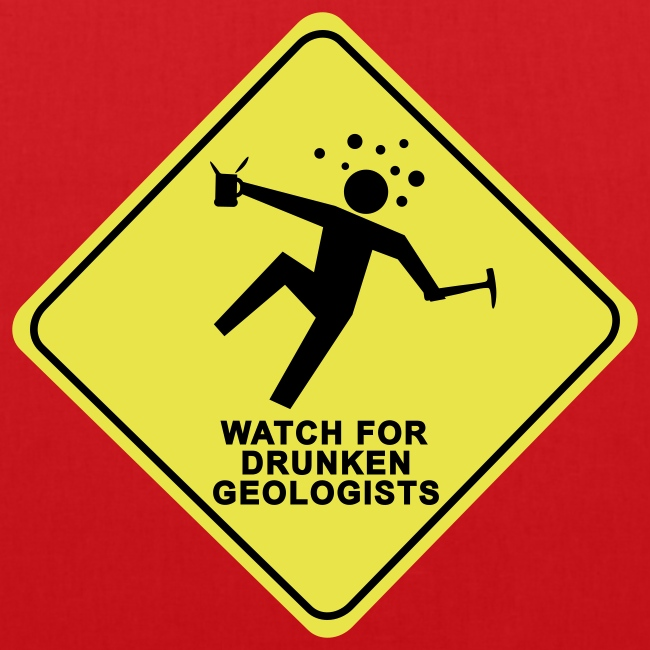 watch for drunken geologists english l