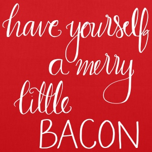 Merry Little Bacon - Tote Bag