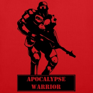 Apocalypse Warrior 2 - Tote Bag
