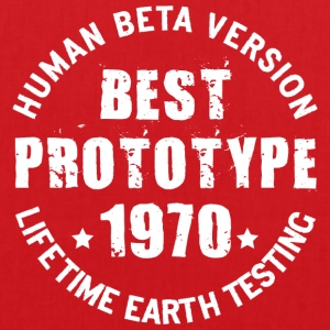 1970 - The year of birth of legendary prototypes - Tote Bag