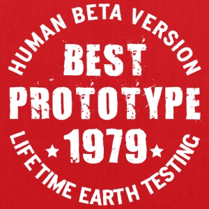 1979 - The year of birth of legendary prototypes - Tote Bag