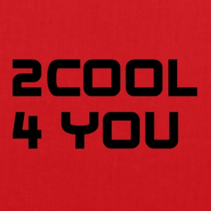 2COOL4YOU - Stoffbeutel