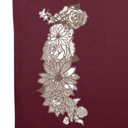 flowerdraw - Tote Bag