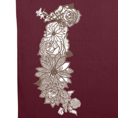 flowerdraw - Sac en tissu