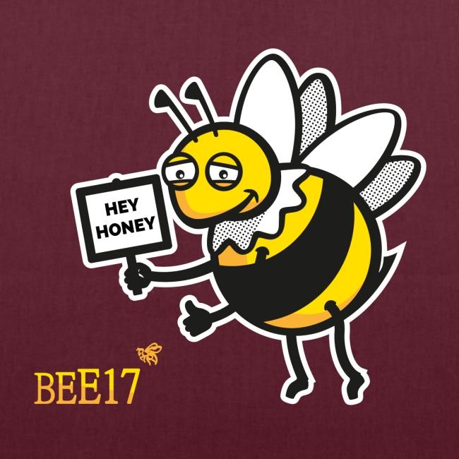 Bee17 | Tote Bag