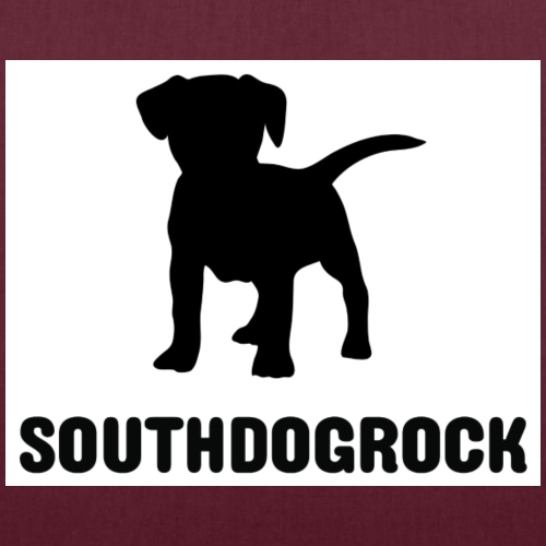 SOUTHDOGROCK Logo - Stoffbeutel