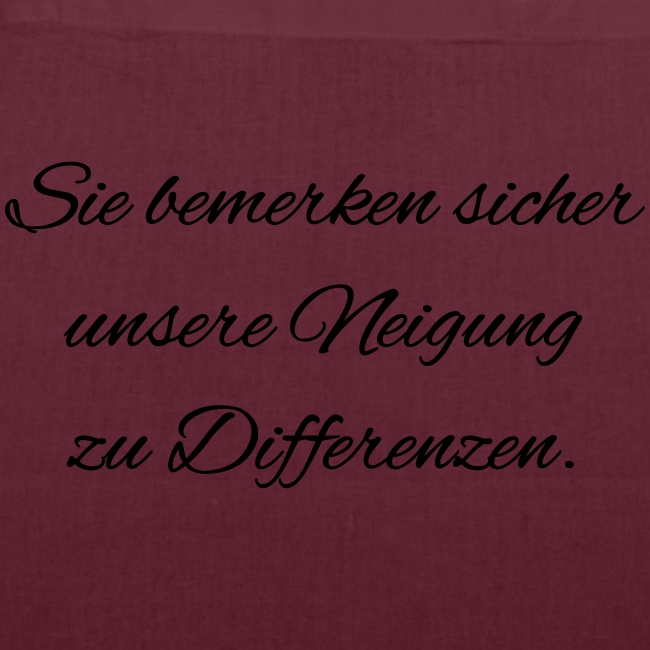 Differenzen Unstimmigkeit - Seven of Nine Spruch