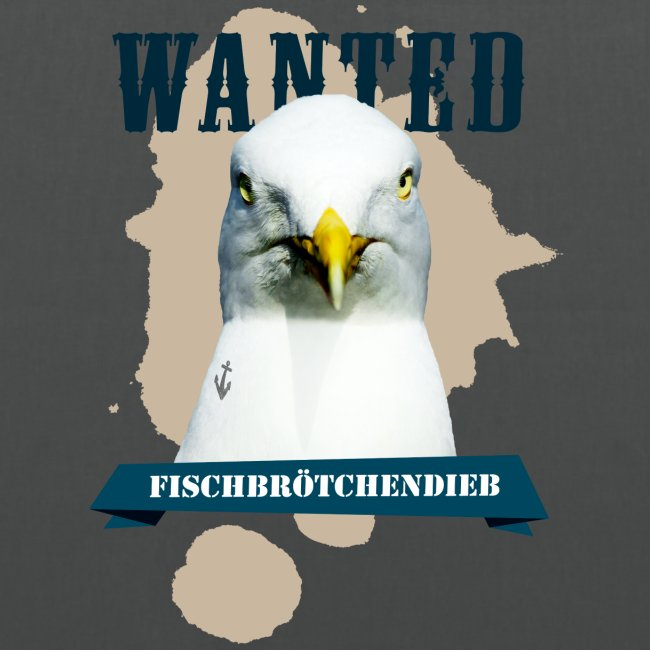 WANTED - Fischbrötchendieb