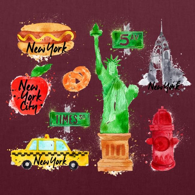 Icons New York