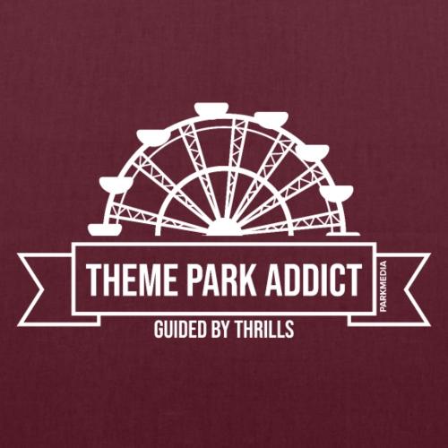 Insigne de parc à thème Addict - Sac en tissu
