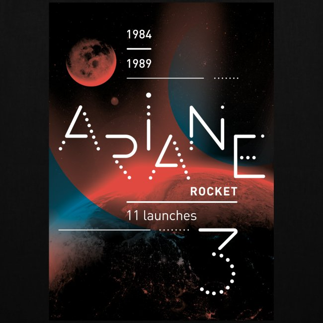 ARIANE 3 - Into the space