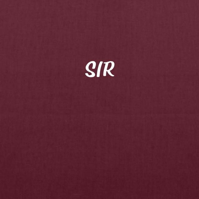 Sir blanc