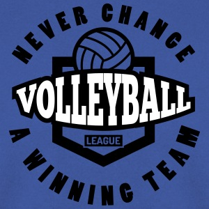 Volleyball team never change a winning team - Men's Sweatshirt