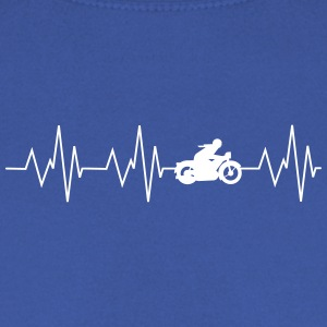Heartbeat Motorcycling - Men's Sweatshirt