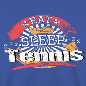 Eat Sleep Tennis - Felpa da uomo