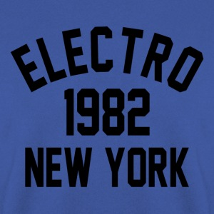 Electro 1982 à New York - Sweat-shirt Homme