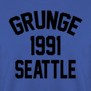 Seattle Grunge 1991 - Sweat-shirt Homme