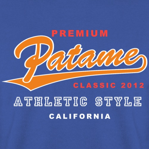 Patame Athletic Style Orange