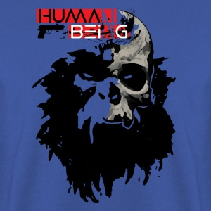 Human Being - Men's Sweatshirt