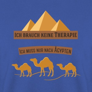 egypte therapie - Mannen sweater