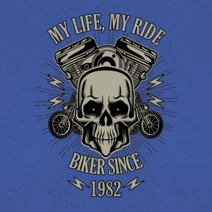 Gift for Biker - Year 1982 - Men's Sweatshirt