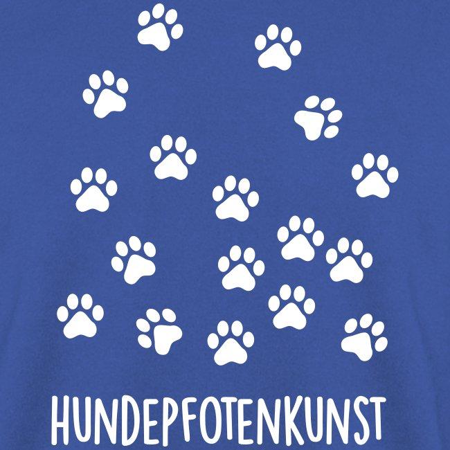 Vorschau: Hundepfotenkunst - Unisex Pullover