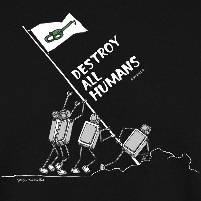 Dat Robot: Destroy War Dark
