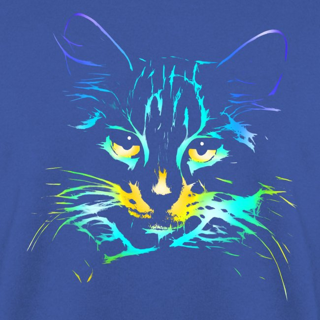 Vorschau: color kitty - Unisex Pullover