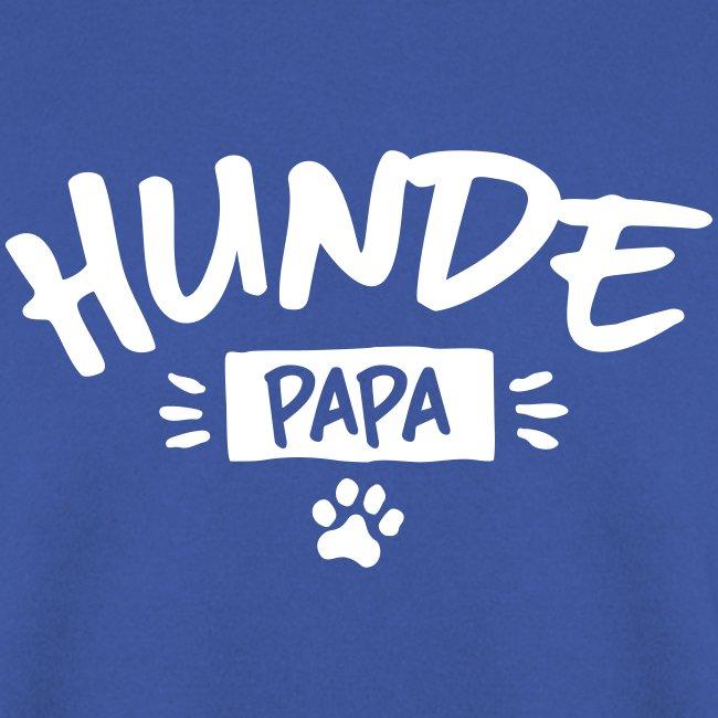 Vorschau: Hunde Papa - Unisex Pullover
