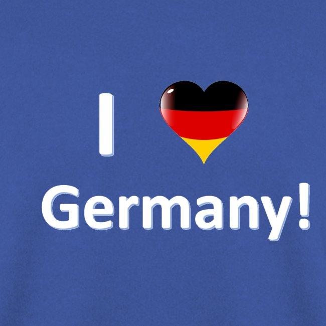 Deutschland i love Deutschland 89