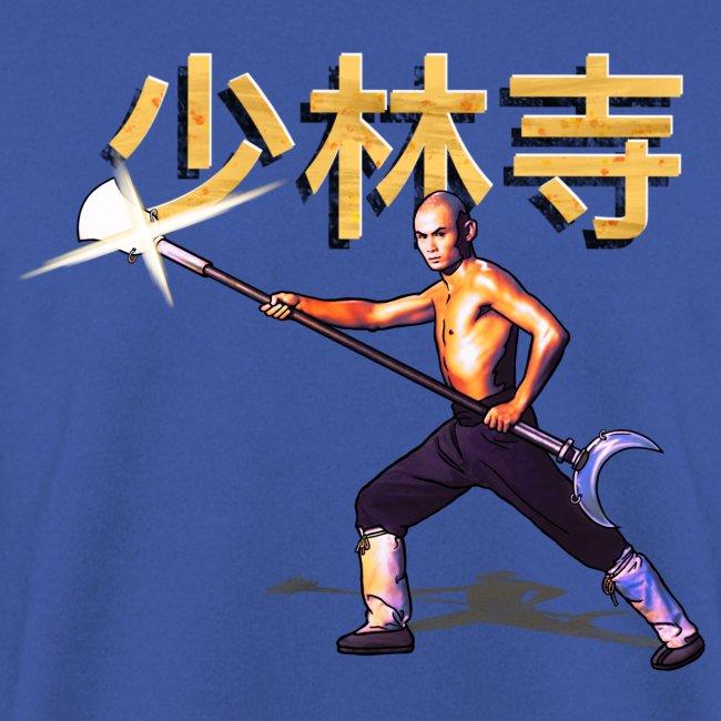Gordon Liu som San Te - Warrior Monk