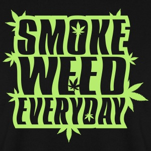 SMOKE_WEED_EVERYDAY - Sweat-shirt Homme