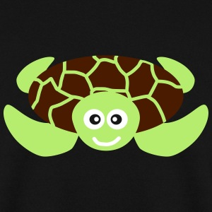zeeschildpad - Mannen sweater