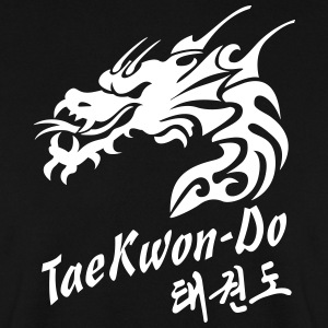 Taekwondo dragon - Sweat-shirt Homme