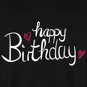 HAPPY BIRTHDAY - Mannen sweater