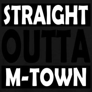 Straight Outta M-Town - Genser for menn