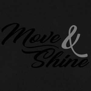 Move and Shine - Sportmotiv - Men's Sweatshirt