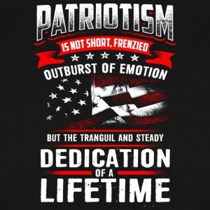 PATRIOTISM - Men's Sweatshirt