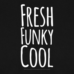 Funky Fresh Cool white - Bluza męska