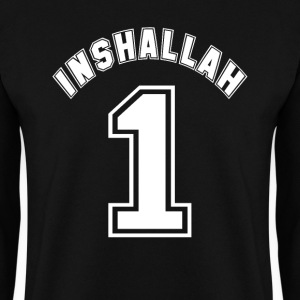 Inshallah - Men's Sweatshirt