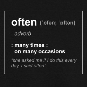 define Often - Men's Sweatshirt