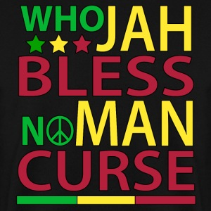 Hvem Jah Bless No Man forbandelse - Herre sweater