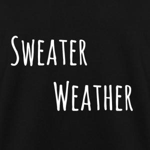 sweaterwea therwhite - Men's Sweatshirt