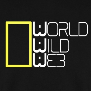 World Wild Web - Men's Sweatshirt
