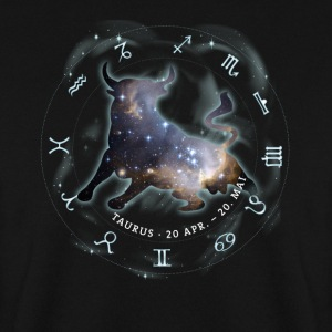 taurus Taurus horoscope astrology zodiac birth - Men's Sweatshirt