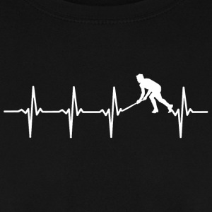 Your heart beats for hockey? - Men's Sweatshirt