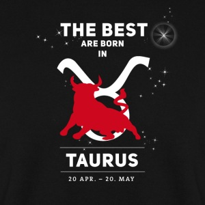 taurus taureau signes horoscope zodiaque astrologie - Sweat-shirt Homme