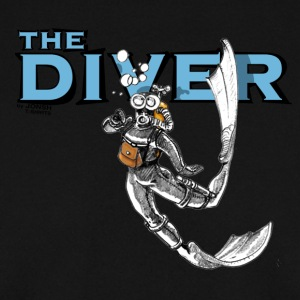 the_diver - Herre sweater